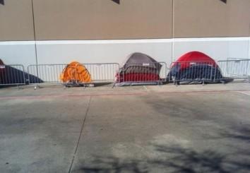 Black friday campers
