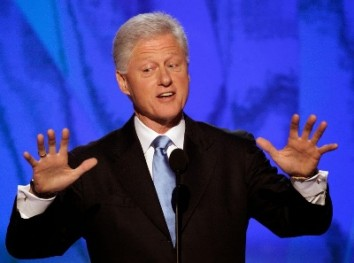 Bill Clinton: Three strikes law