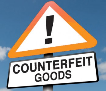 Counterfeit goods fraud