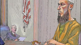 Syed Haris Ahmed Trial