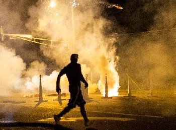 Rules of War Ban Tear Gas While America Uses It on Own Citizens