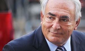 socialist party official says her daughter was left traumatised after alleged attack by Strauss-Kahn in 2002
