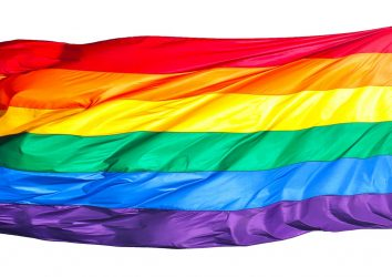 Rainbow Flags Become A Thief's Target In New York